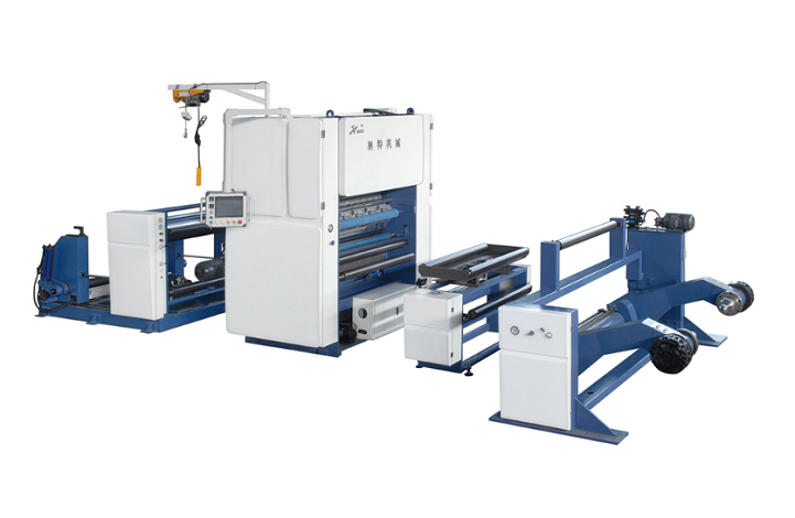 Automatic Jumbo Roll Paper Laminating Machine