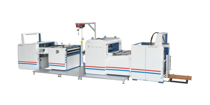 High Quality Automatic Thermal Laminating Machine