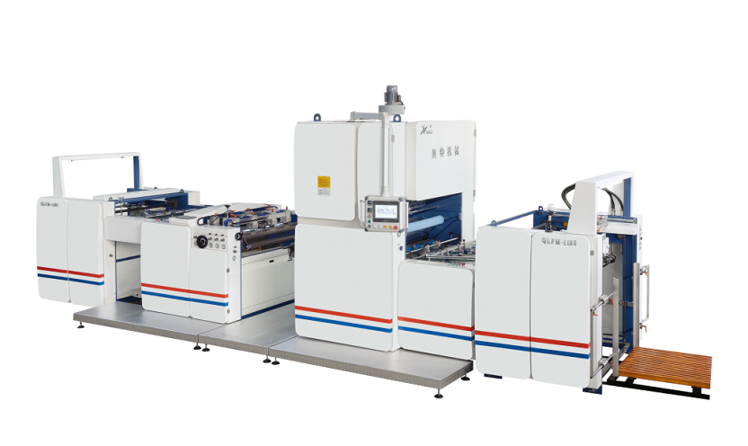 the adhesion fastness of laminating machine