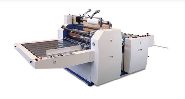 pre-coated lamination machine